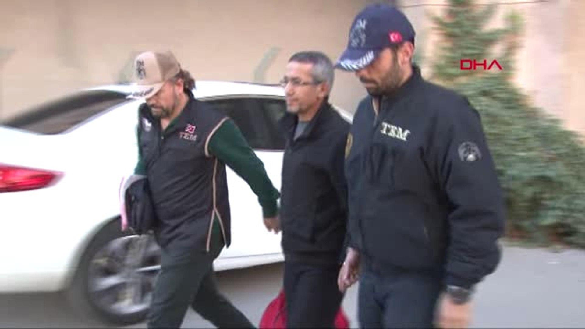 Ankara Ferhat Sarıkaya Cezaevine Gönderildi