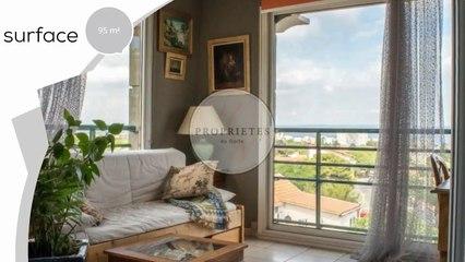 A vendre - Appartement - Sete (34200) - 4 pièces - 95m²