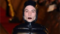 Ezra Miller Wore A Bizarre Puff Gown To The 'Fantastic Beasts' Premiere