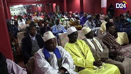 D24TV: Conférence Islamique de Thierno Amadou Ba Khalif de Bambilor à Bergamo ITALIE (2ème Partie)