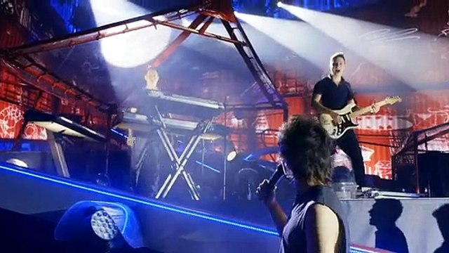 One Direction- Where We Are 2014 Part 25 Band Intro + Nouis Chat