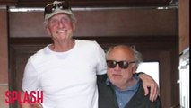 Michael Douglas bonded with Danny DeVito over weed