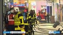 Ardennes : un immeuble s'est effondré à Charleville-Mézières