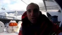 Vidéo du bord - DAMIEN SEGUIN GROUPE APICIL