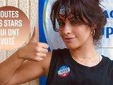 Les stars américaines sont allées voter