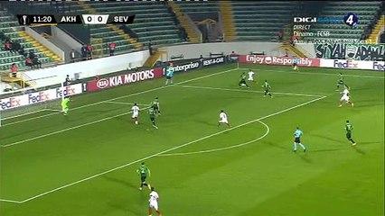 Nolito Goal HD -  Akhisar Genclik Spor0-1Sevilla 08.11.2018