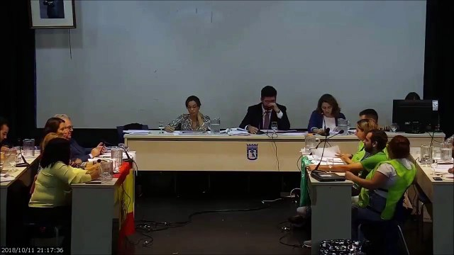 Sánchez Mato llama trapo a la bandera española