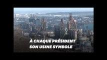 Avant Macron et Ascoval, ces usines qui ont miné les précédents quinquennats