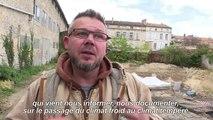 """Découverte d'un site préhistorique """"exceptionnel"""" en Charente"""