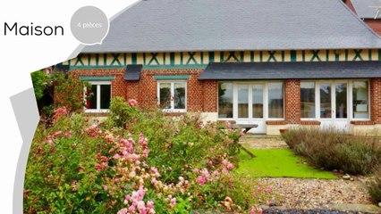 A vendre - Maison/villa - Yerville (76760) - 4 pièces - 112m²
