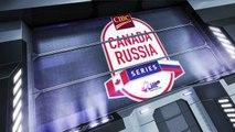 CIBC Canada Russia Series - OHL GM1 - Pre-Game -  Entwistle