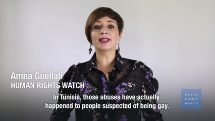 Tunisian  Government Using Personal Data, Anal 'Tests' for Prosecutions Of Gays
