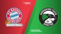 FC Bayern Munich - Darussafaka Tekfen Istanbul Highlights | Turkish Airlines EuroLeague RS Round 6
