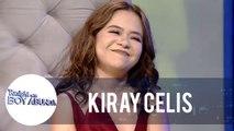 TWBA: Kiray Celis talks about her relationship with her non-showbiz boyfriend