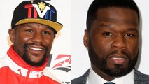 50 Cents Clowns Floyd Mayweather For Backing Out of Fight With Tenshin Nasukawa