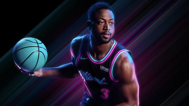 """Miami Heat CMO on Why the 305 is Obsessed With the """"Miami Vice"""" Uniform"""