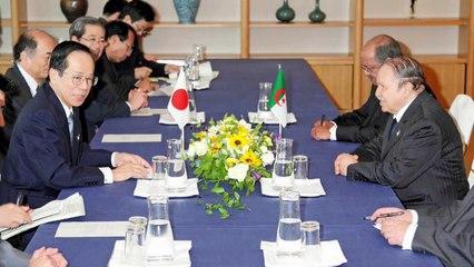 Un Président Abdelaziz Bouteflika Un Peuple Une Ambition