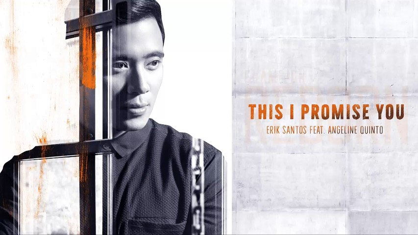 Erik Santos - This I Promise You (Audio)