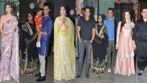 Arpita Khan की Diwali Party में Salman Khan, Shilpa, Lulia, Jacqueline संग पहुंचे ये सितारे |Boldsky