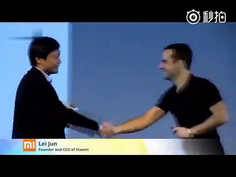 【Lei Jun】Hello, Indian Mi Fans《are you ok》original video/雷军小米印度发布会原版视频