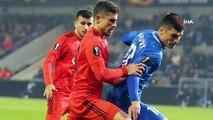 Beşiktaş Sonunu Getiremedi - Genk Beşiktaş Maçında 2 Gol Var