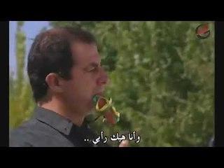 اصرار رزوق ووالده على ركوب السيارة  - أيام الولدنة - الحلقة 13