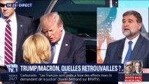 Centainaire de l'Armistice: Trump arrive en France pour rendre hommage aux soldats américains