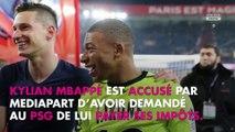 Football Leaks : Kylian Mbappé sort du silence et répond à Mediapart
