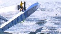 ⛵Le Maxi Trimaran de Armel Le Cléac'h : Bateau volant ou avion flottant ?⛵