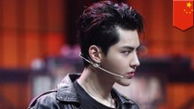 Chinese singer Kris Wu accused of using bots on iTunes