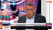 """Morandini Live - Michel Cymes """"violent"""", """"amer"""" : Jean-Michel Cohen lui répond (vidéo)"""