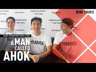 Deep Interview IDN Times With cast film A Man Called Ahok