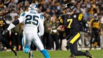 Eric Reid Ejected For Hit On Ben Roethlisberger