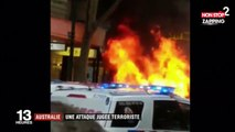 Melbourne : Une attaque au couteau fait un mort et plusieurs blessés (Vidéo)