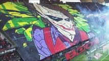 Ambiance derby Stade Rennais F.C. / Nantes