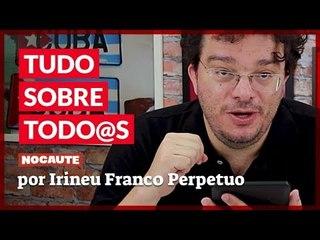 TUDO SOBRE TODO@S