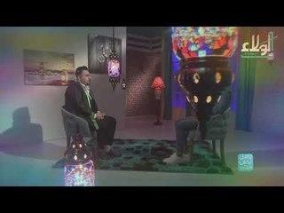 خضير هادي(لوووگي ومهرج) ماعنده ذرة وطنية..هذا ماقاله محمد رشيد في حوار ناري