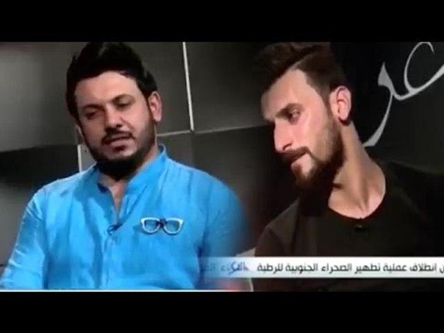 محمد الحلفي  وين الله باجر تنتهي الغيبه _برنامج وهل يخفى الشعر#سيف الحلفي