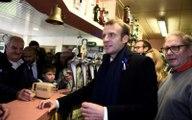 Emmanuel Macron paye sa tournée au PMU - ZAPPING ACTU DU 09/11/2018