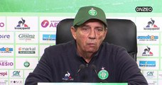 POINT PRESSE (ASSE) : AVANT ST ETIENNE - REIMS