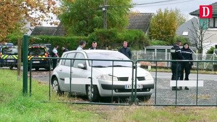 Les gendarmes sur la trace des cambrioleurs