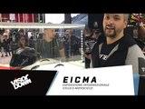 EICMA - AGV helmets