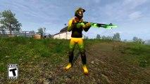 H1Z1 - Battle Pass saison 2 sur PlayStation 4