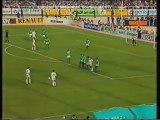 الشوط الاول مباراة الجزائر و نيجيريا 1-0 نهائي كأس إفريقيا 1990