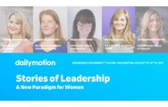 Stories of Leadership. A new paradigmn for women