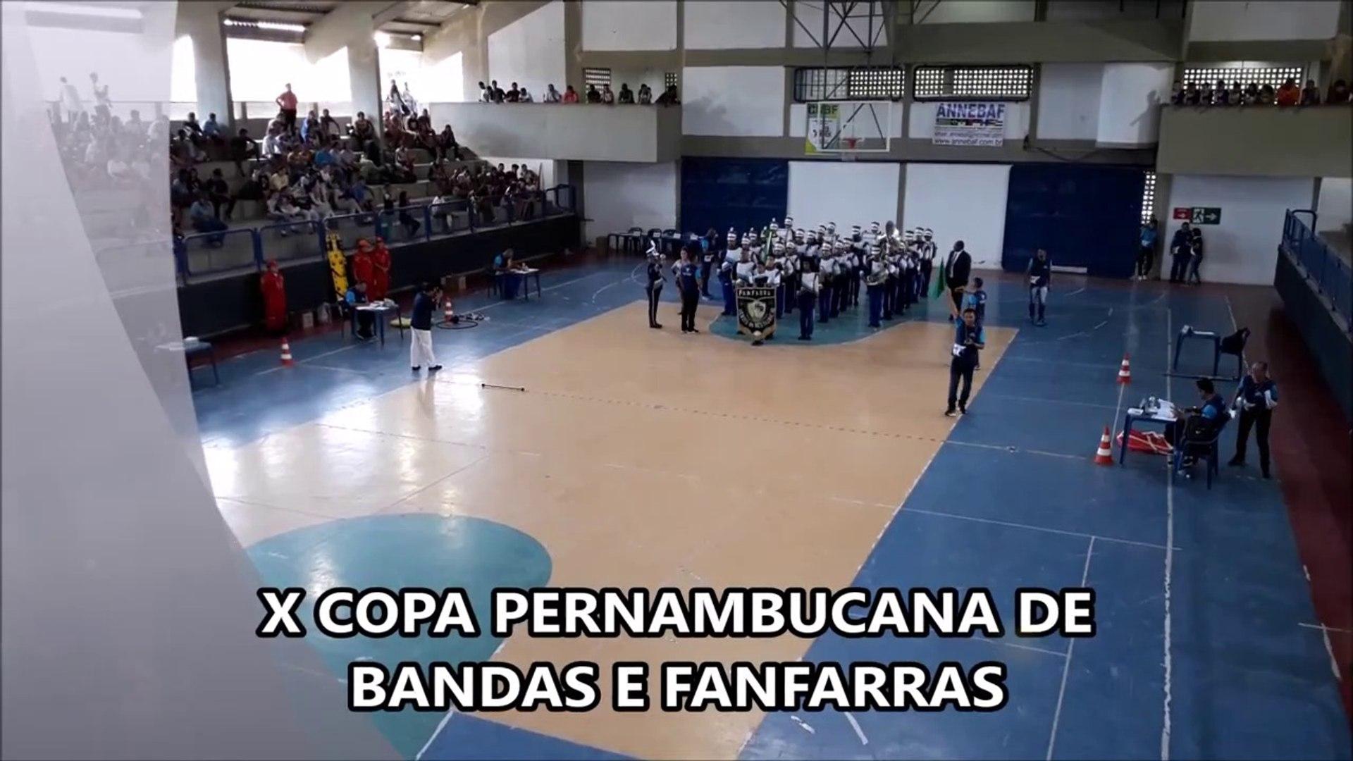 FANFARRA HERÓIS DA RESTAURAÇÃO 2018 | ETAPA FINAL | X COPA PERNAMBUCANA DE BANDAS E FANFARRAS | ABAN