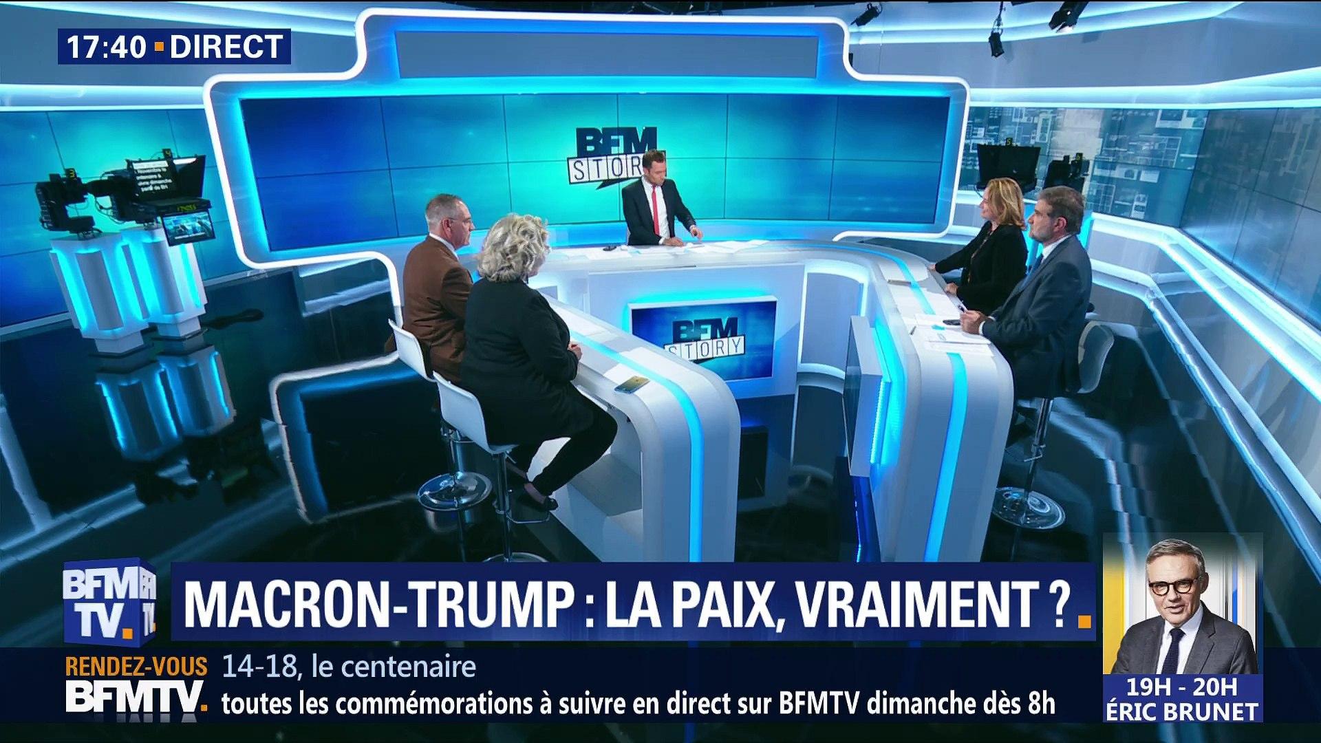 Cérémonies du 11 novembre à Paris: 72 chefs d'État ou de gouvernement attendus