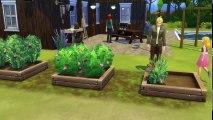 ASMR - Sims 4 - Insel-Familie #16 - deutsch - Die Kinder kommen gut voran