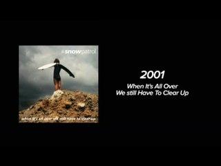 Snow Patrol - 'Up To Now' Documentary