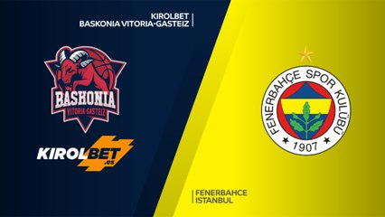 EuroLeague 2018-19 Highlights Regular Season Round 6 video: Baskonia 72-74 Fenerbahce
